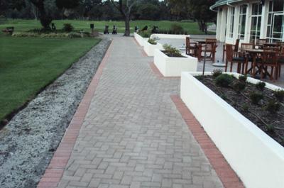 cement paving services