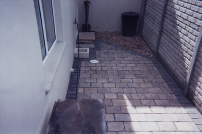 cobble paving services cape town